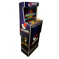 Arcade Builders Upright Pro  V1 Arcade Machine - 645in1