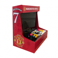 "Manchester United Bartop 22"" Arcade Machine - 645 Games in 1"