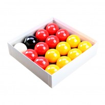 CM1 Tournament British Pool Balls Set - 2in