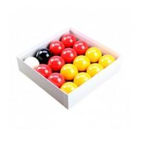 CM1 Tournament British Pool Balls Set - 2in