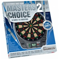 Harrows Master Choice 2 Electronic Dartboard