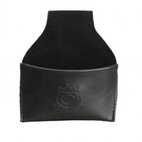 Omin Leather Chalk Holder - Black