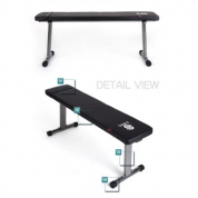 Bansuk Sports Flat Workout Bench