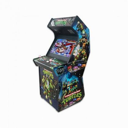 "Arcade X 26"" Premium Arcade Machine - 815 Games in 1 (TMNT)"