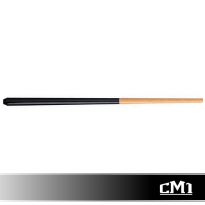 CM1 52in Ash Wood Pool Cue (13mm)