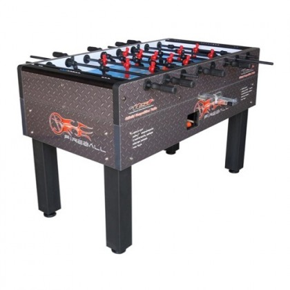 Fireball 5ft Coin-Op Foosball Table