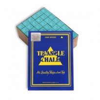 Triangle Chalk - Green (Gross)