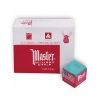 Master Chalk - Green (Pack of 12)