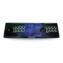 Gamebox Pandora 6 Metal (Blue Sonic) - 960 Games in 1