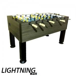 5ft Lightning Ball Foosball Table