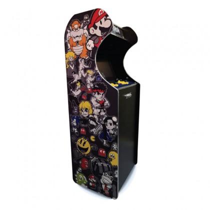 Arcade Pro 22'' Arcade Machine - 2500++ Games In 1