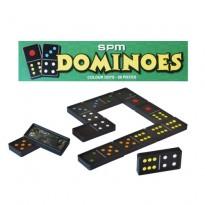 SPM Dominoes - Colour Dots