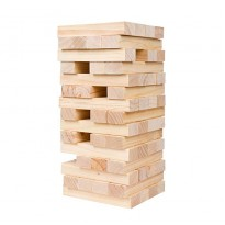 Mightymast Leisure FSC 100% Giant Stack N Tumble Game