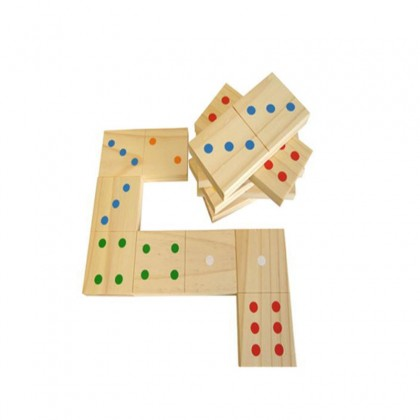 Mightymast Leisure FSC 100% Giant Dominoes