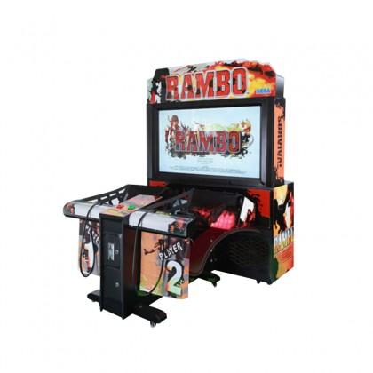 Rambo Shooting Simulator Arcade Game