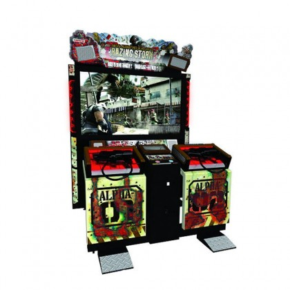 Razing Storm Shooting Simulator Arcade Game