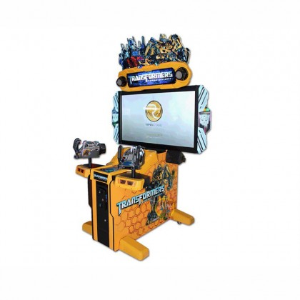 Transformer Shooting Simulator Arcade Game