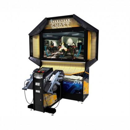 Operation Ghost Shooting Simulator Arcade Game