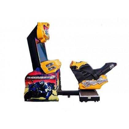 Super Bike 2 Racing Simulator Arcade Game