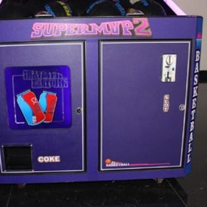 Super MVP 2 Basketball Arcade Machine