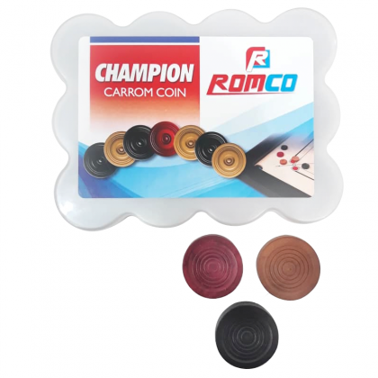 Romco Champion Carrom Coin