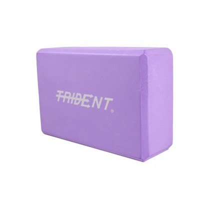 Trident Yoga Block