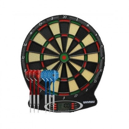 Winmau Ton Machine Electronic Dartboard