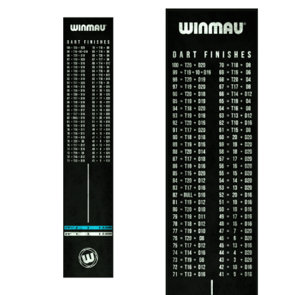 Winmau Outshot Soft Feel Dart Mat