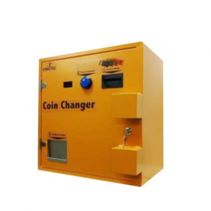 Wall Mounted Coin/Token Changer