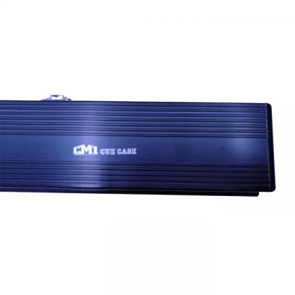 CM1 1pc Cue Case - Aluminium Black