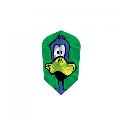 Harrows Hologram Duck Dart Flights