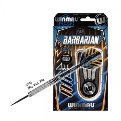 Winmau Barbarian Steeltip Darts (2302)