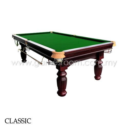 Stylissimo Ft Classic British Pool Table - British pool table